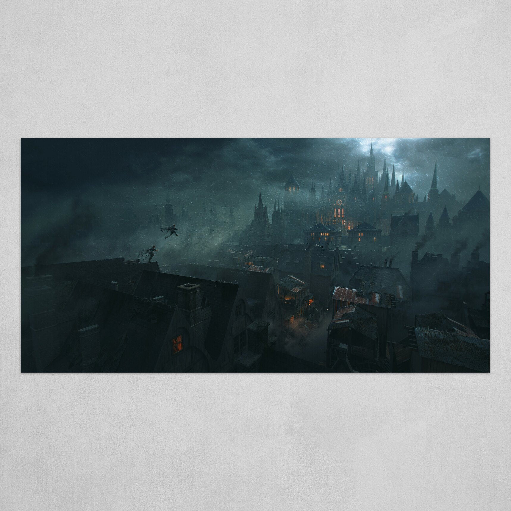 Mistborn: Luthadel at Night