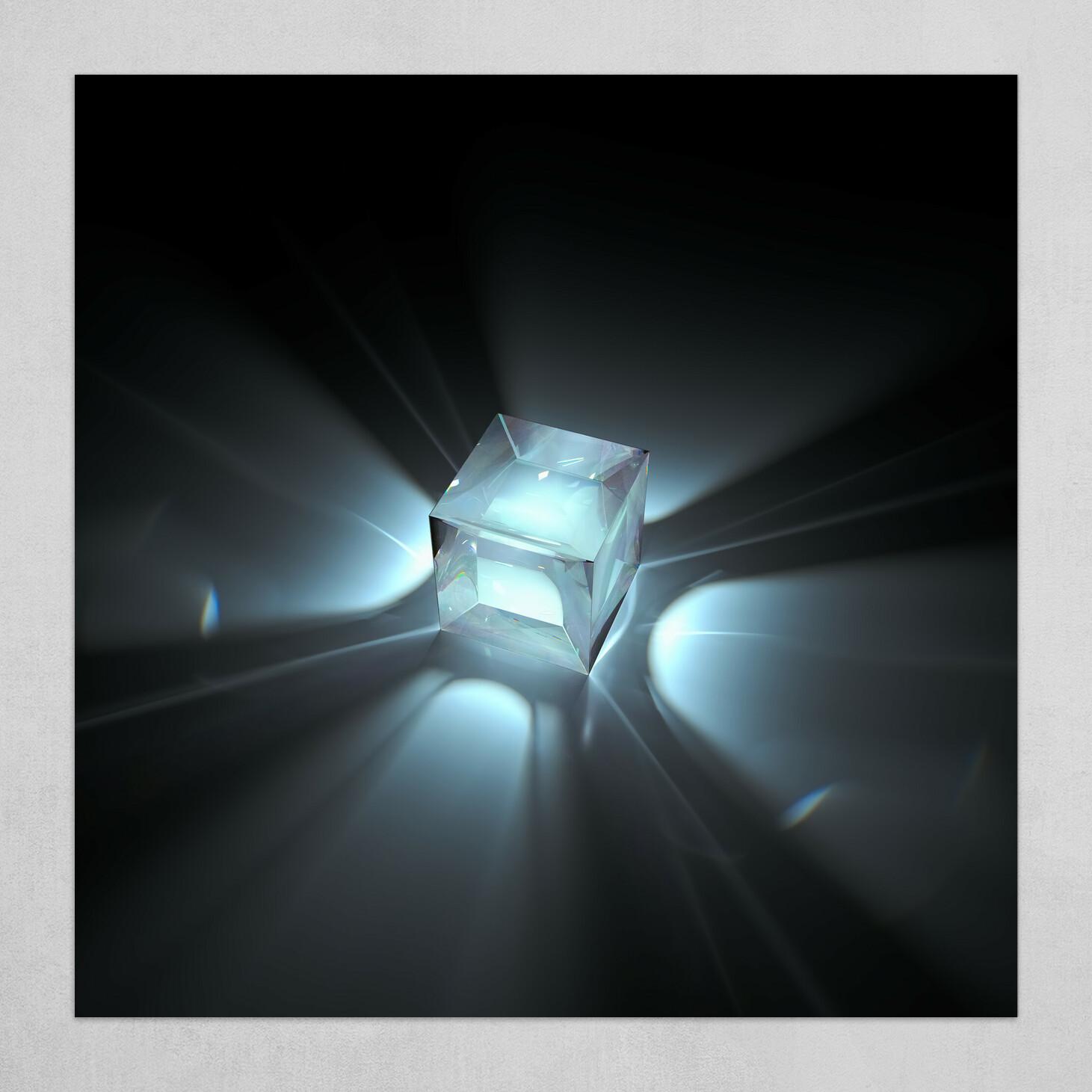 5th dimension Cube
