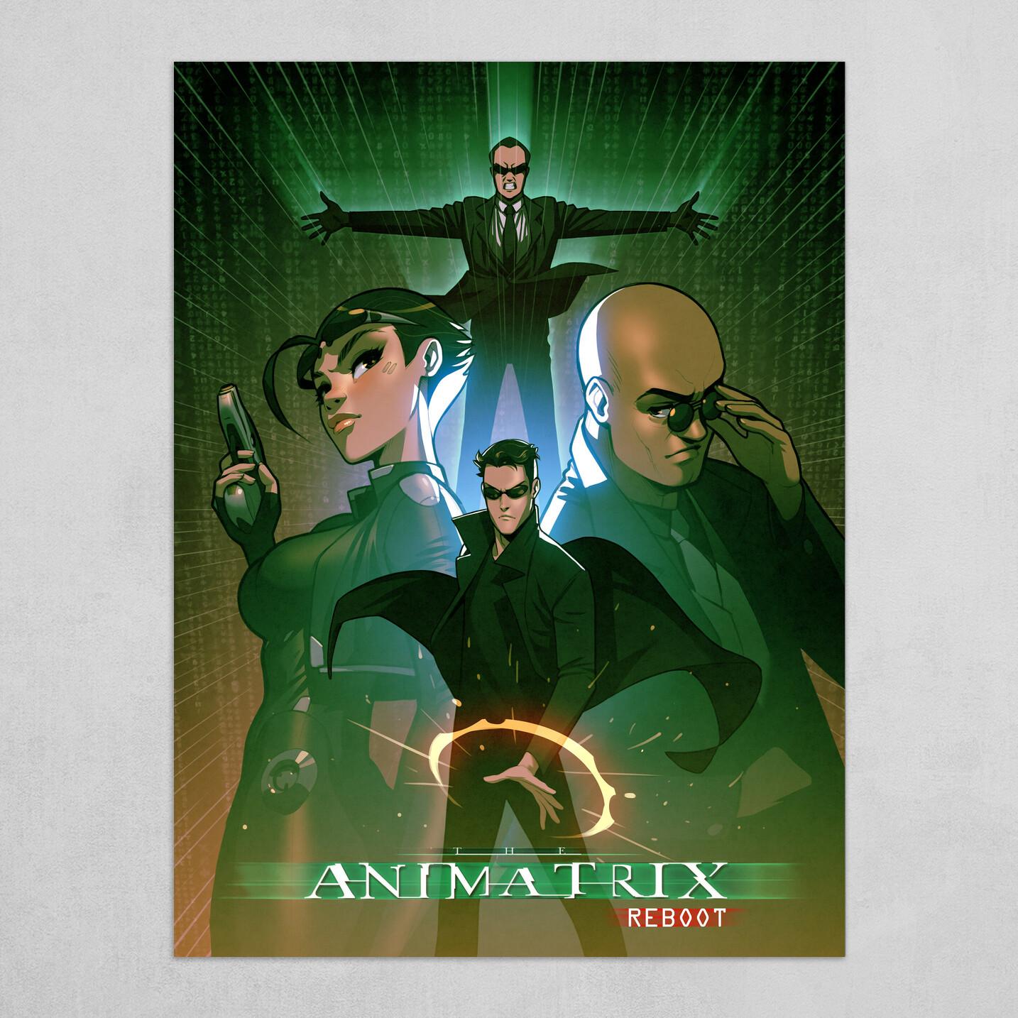 The Animatrix Reboot