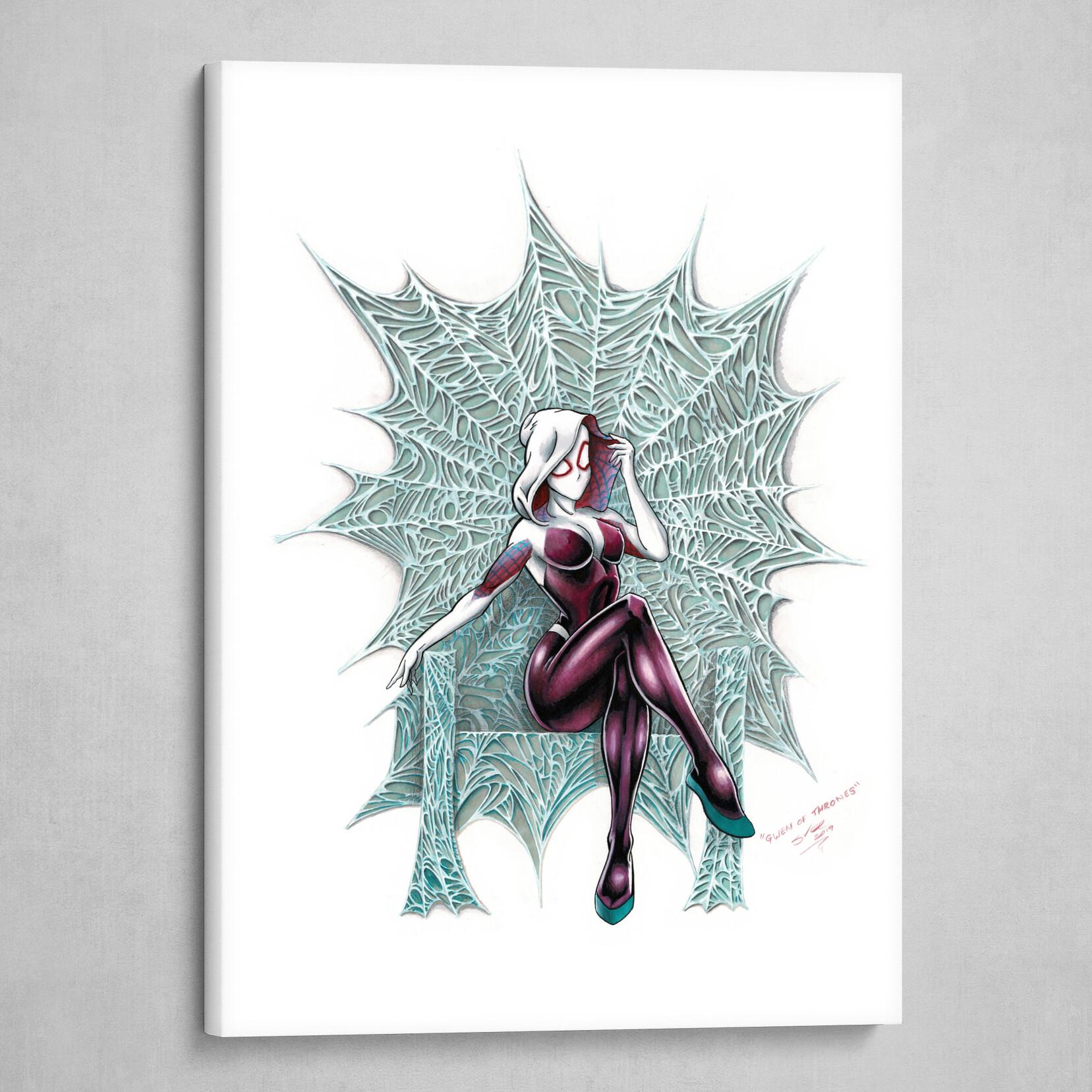 Gwen of Thrones