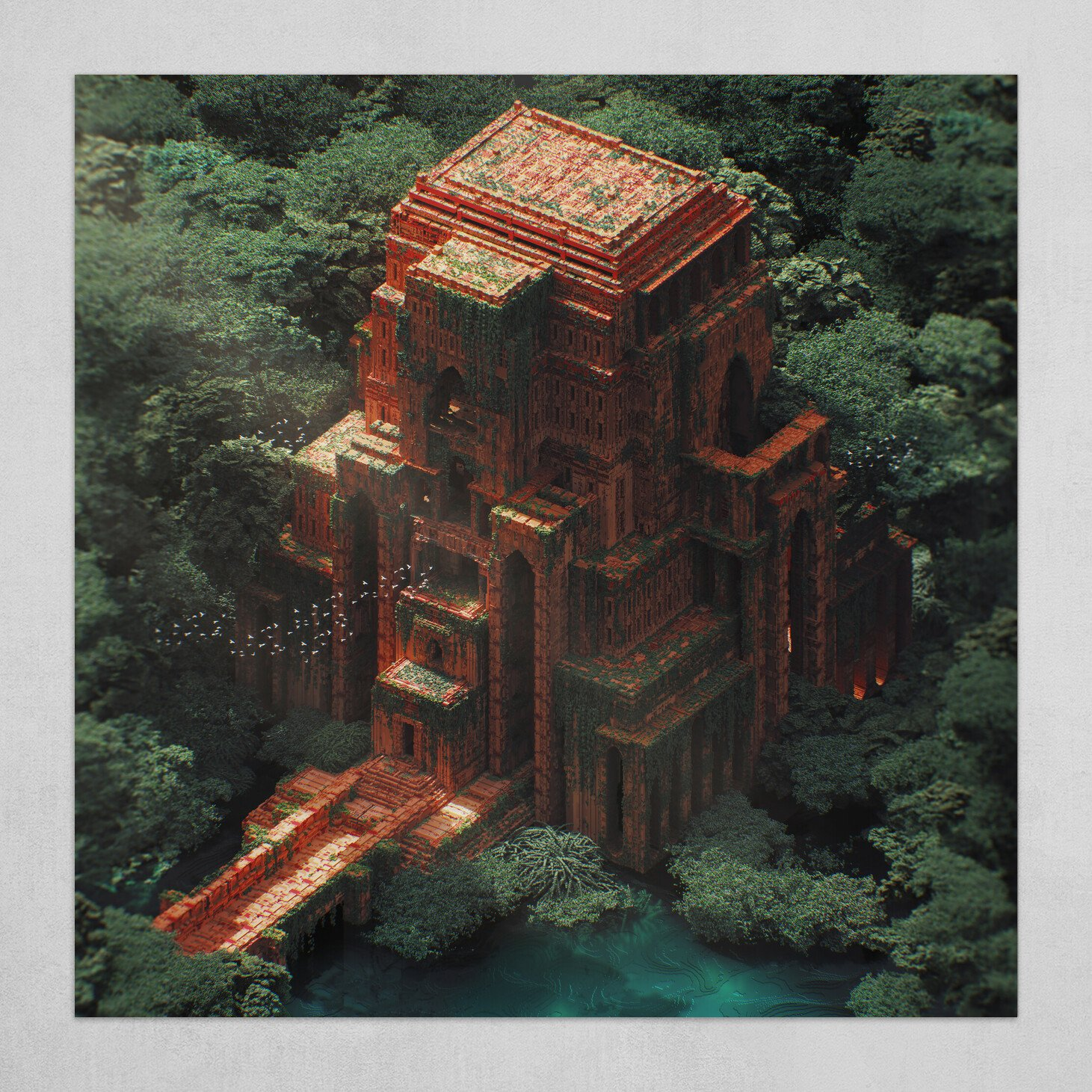 Lost Temple III