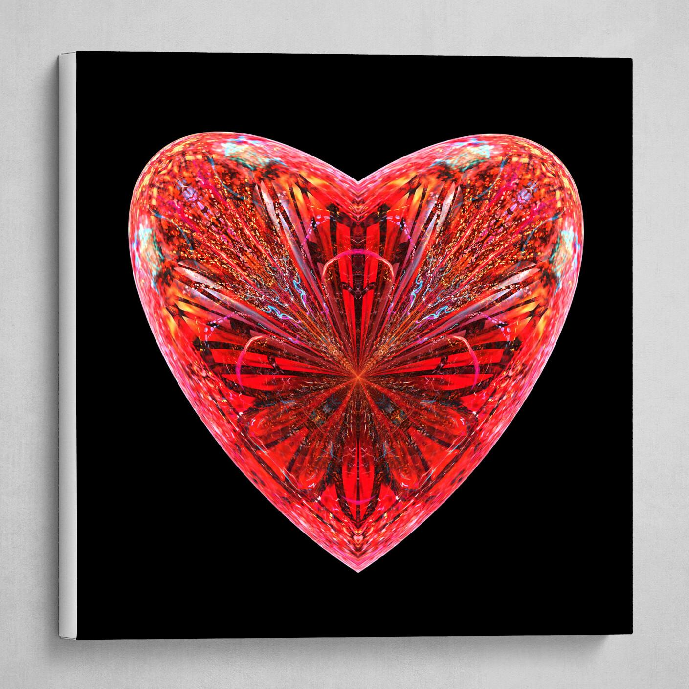 Fractal Heart, Limitless Love