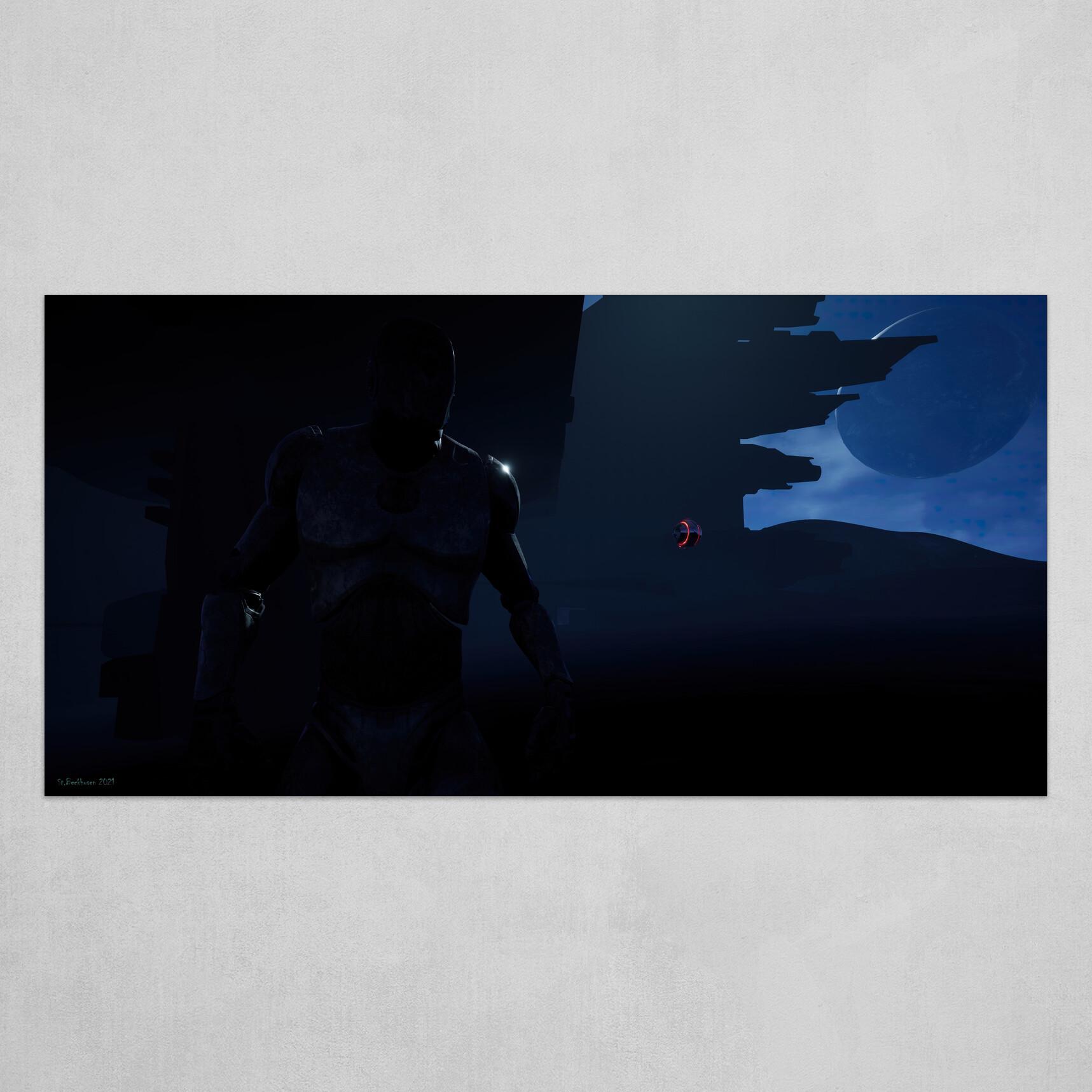 Dark Planet 143