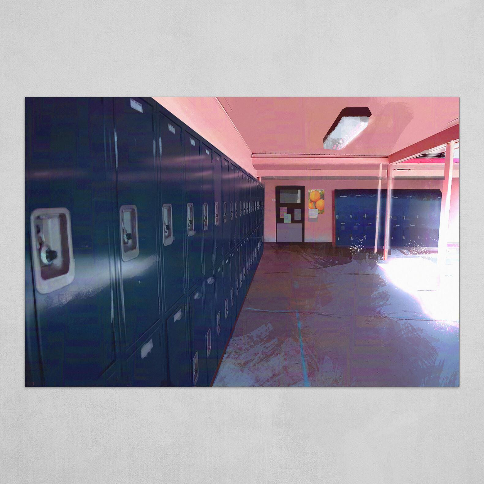 City of Angels Track 2: School Daze