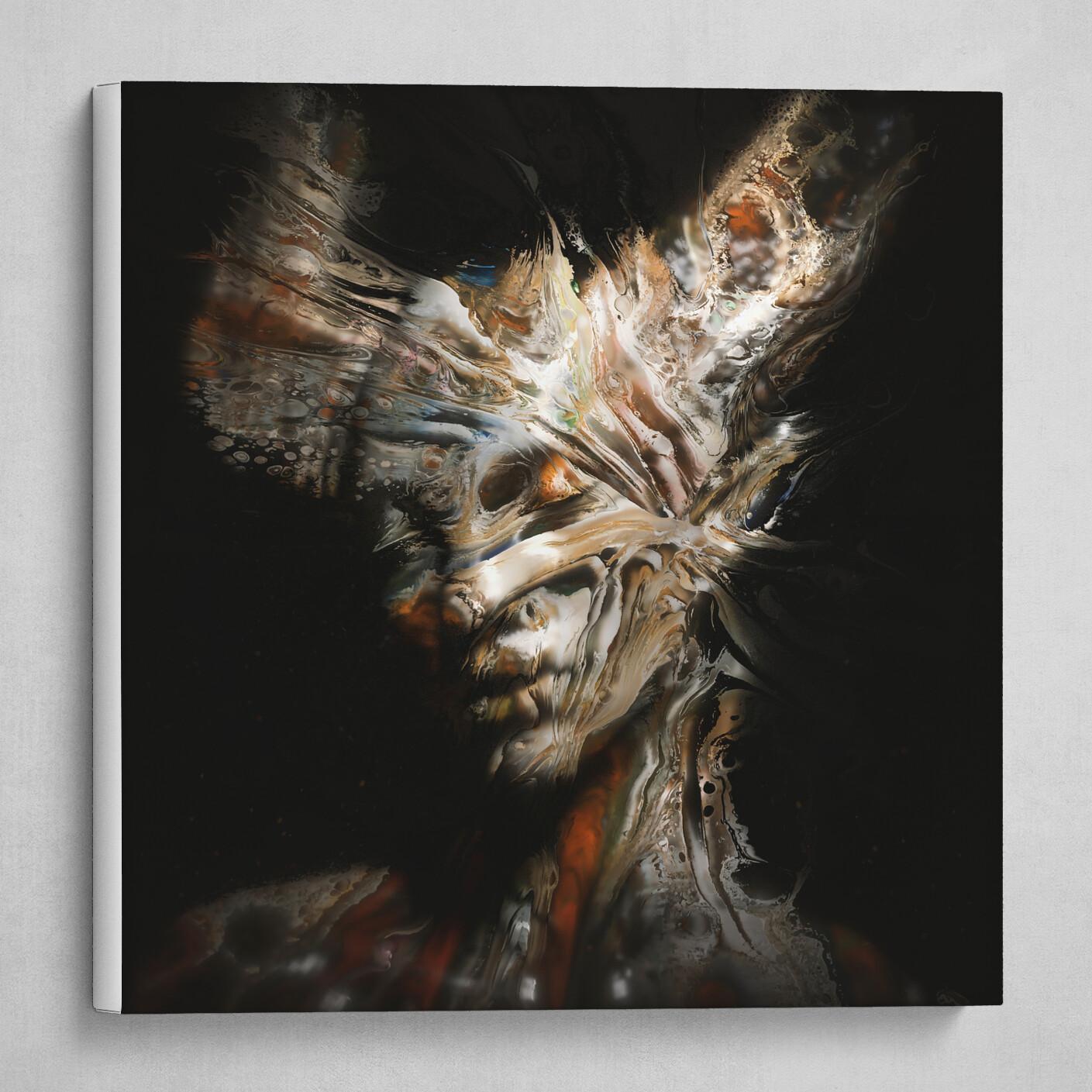 Refractive Portrait