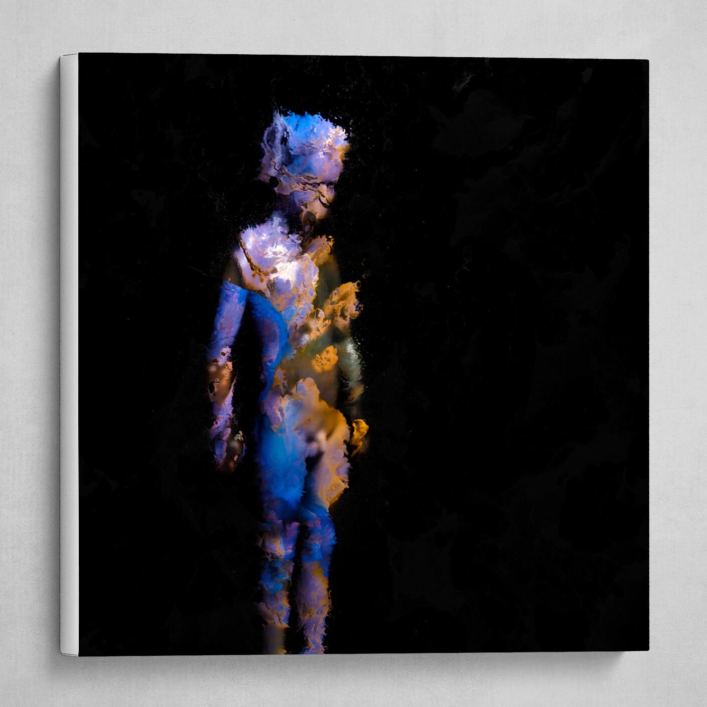 Refractive Portrait- Childhood memory