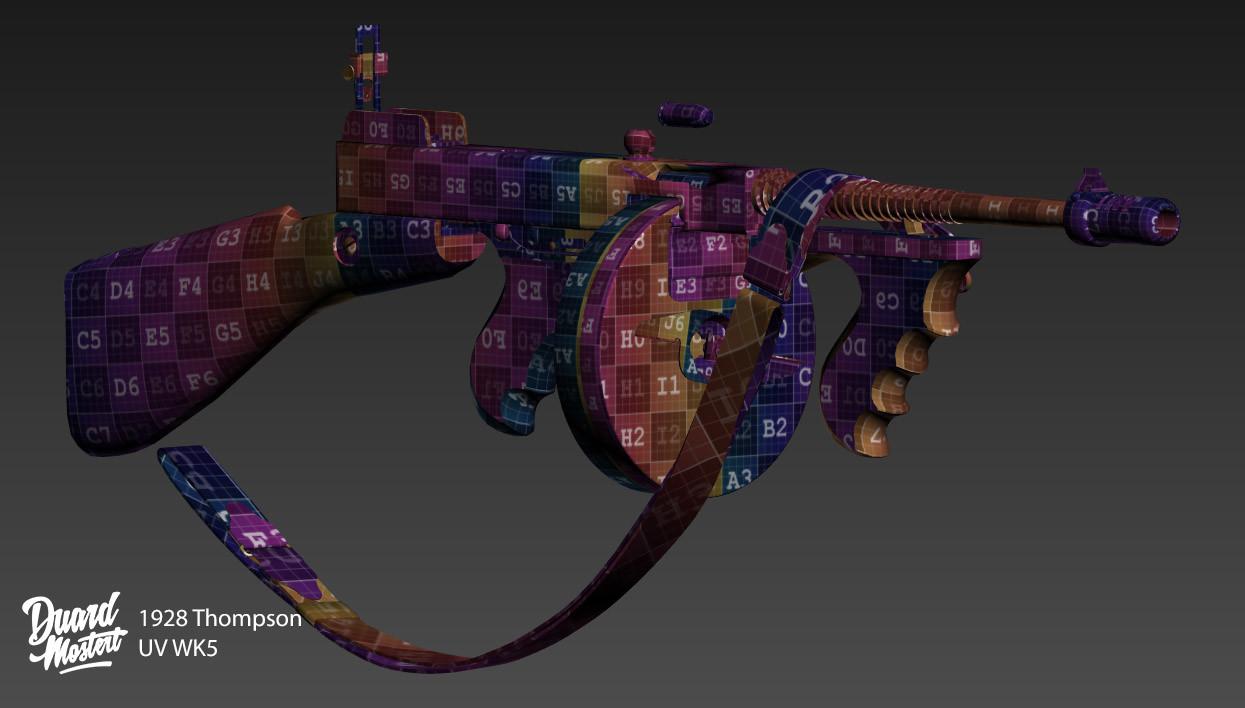 Duard Mostert - 3d Artist - BLOG