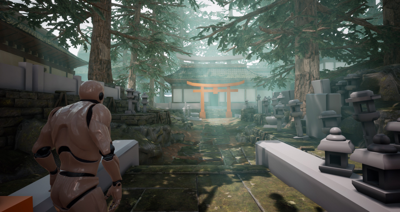 ArtStation - Tim Simpson's submission on Feudal Japan: The
