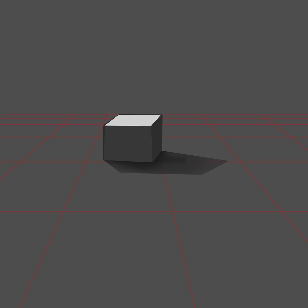 Shadow casting f