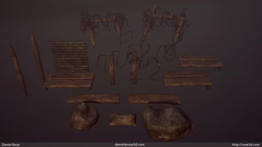 Daniel Rose 3D Artist - Blog