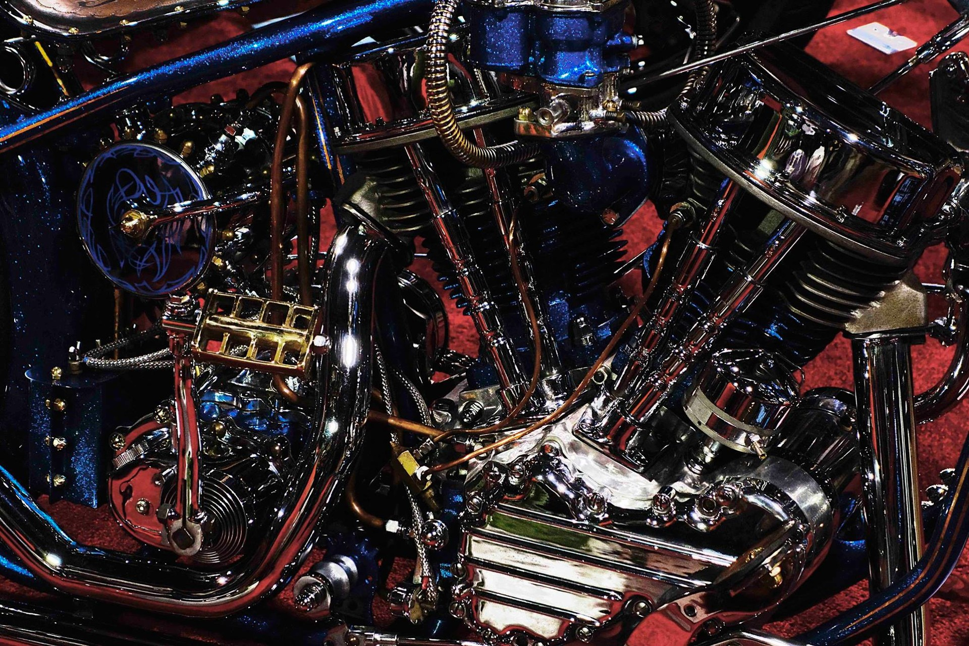 ArtStation - Vince Mancuso - Motorcycle super show at the Toronto
