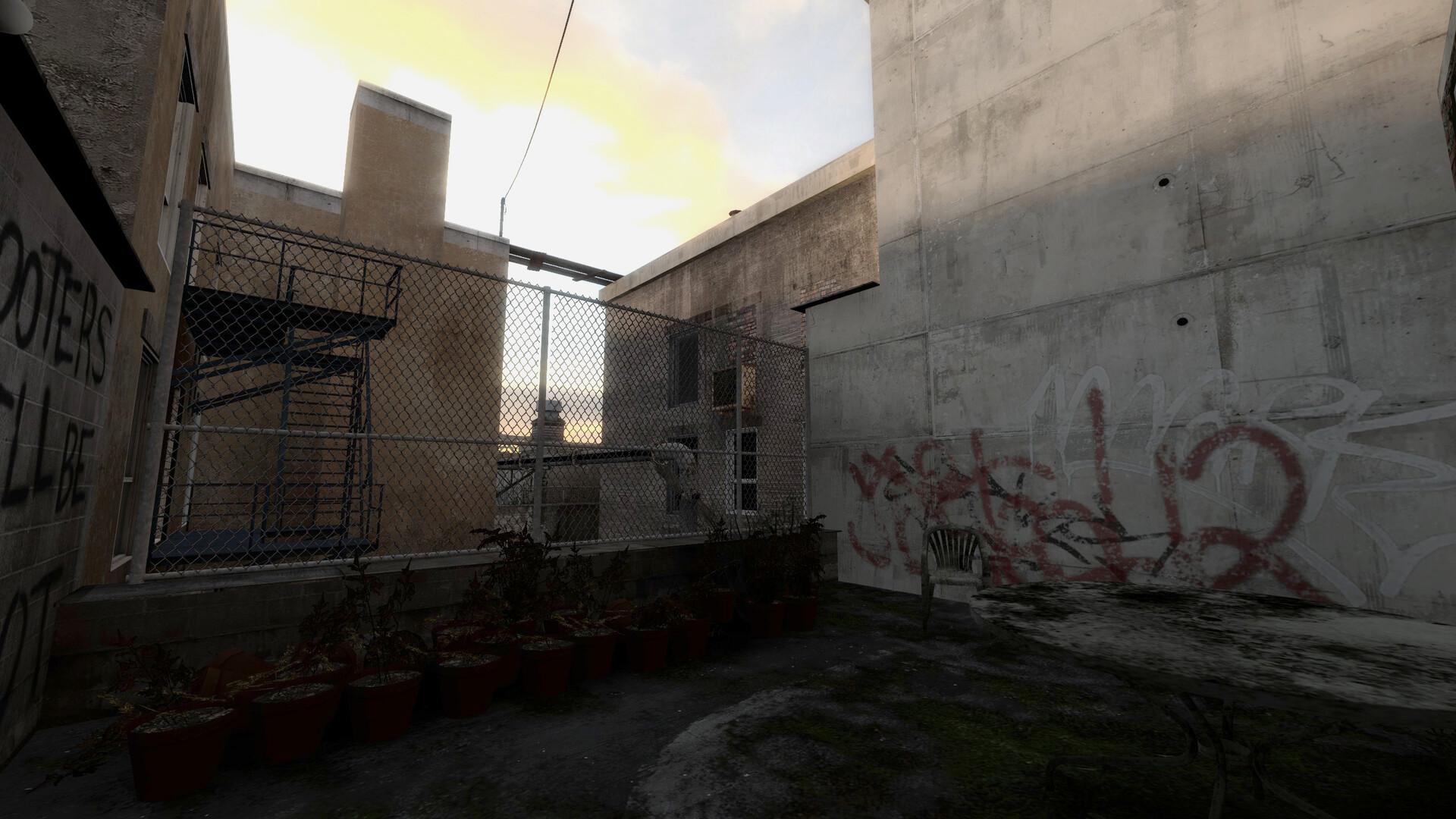 Yaroslav Karpenko - Mute Runaway - mod for Half-Life 2