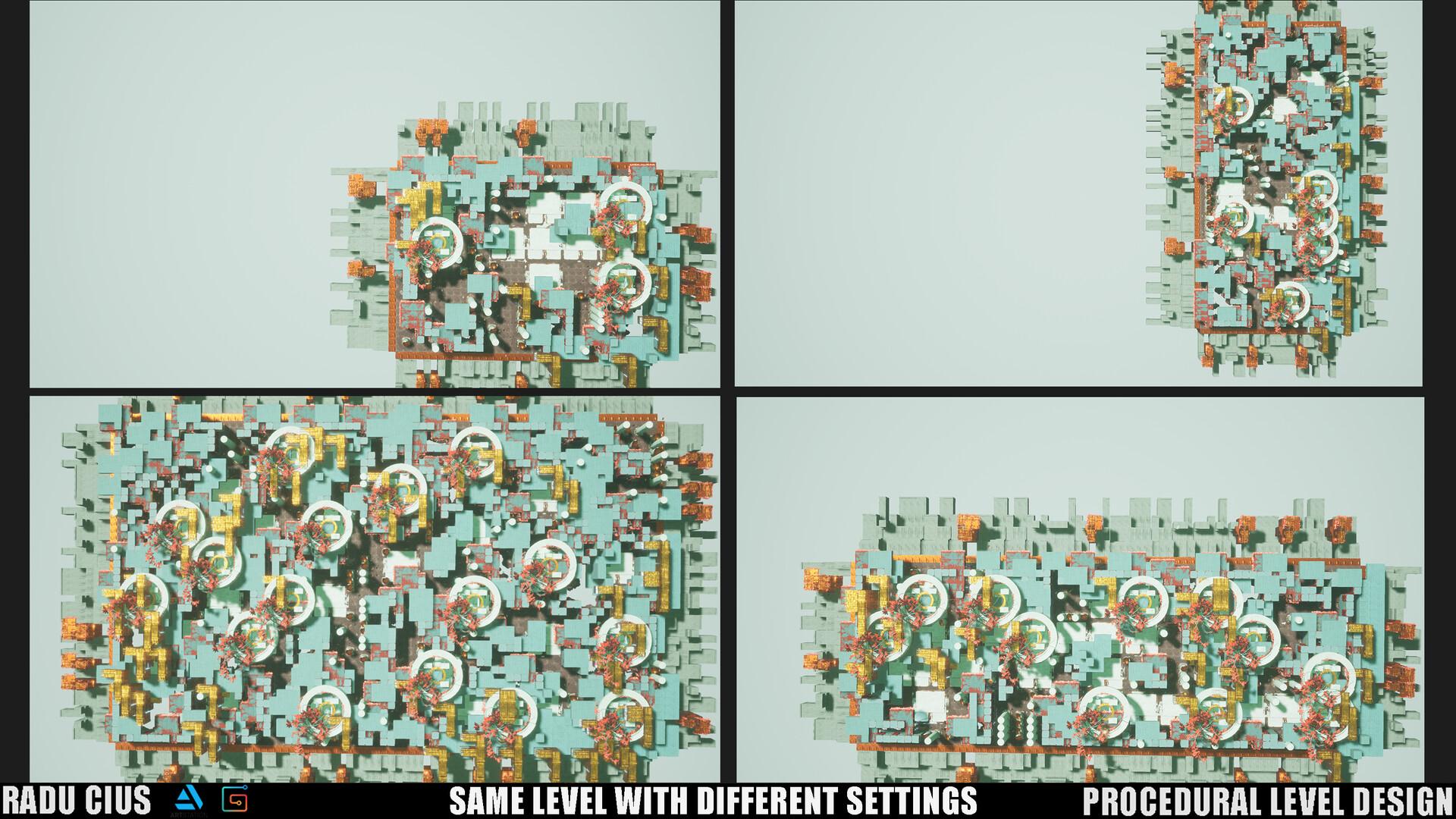 Creating Procedural Level Design