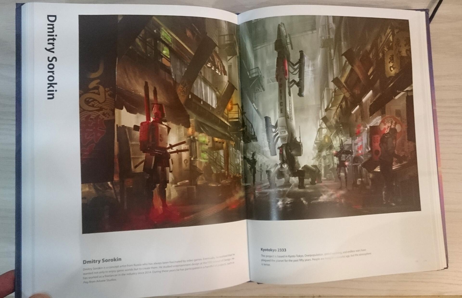 ArtStation - Dmitry Sorokin - Game Design Next Level