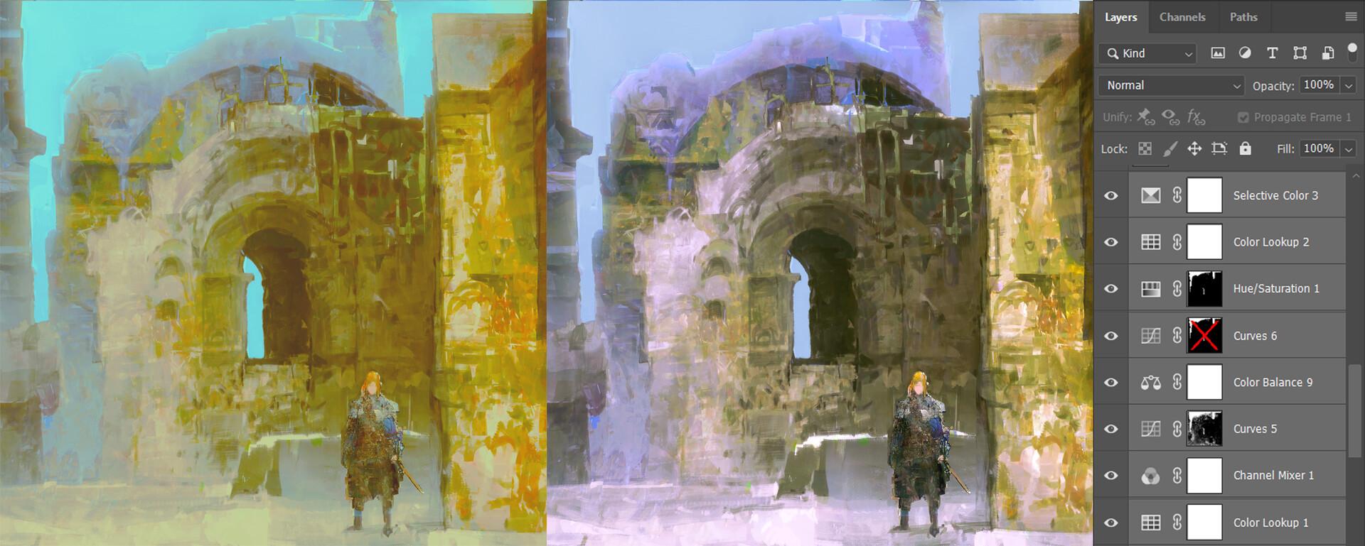 ArtStation - Thomas Scholes - Patreon Launch