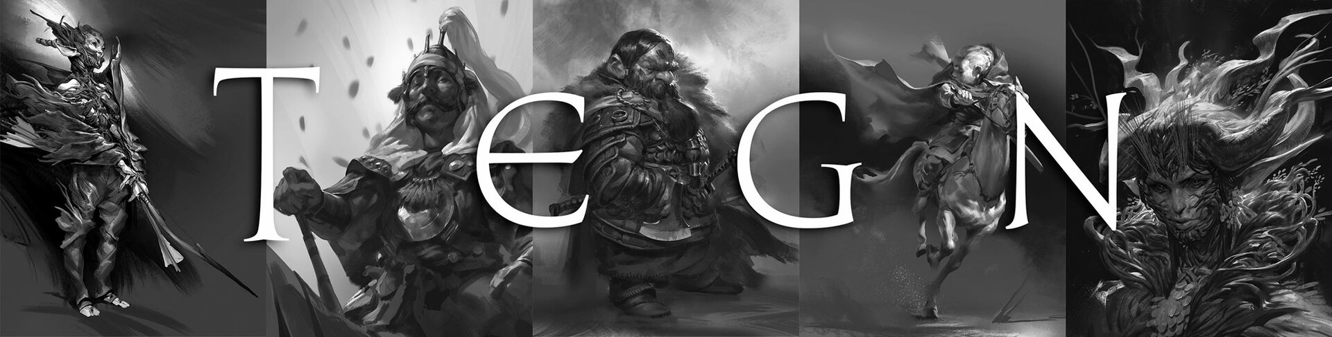 ArtStation - Even Amundsen - New Patreon and YouTube channel!