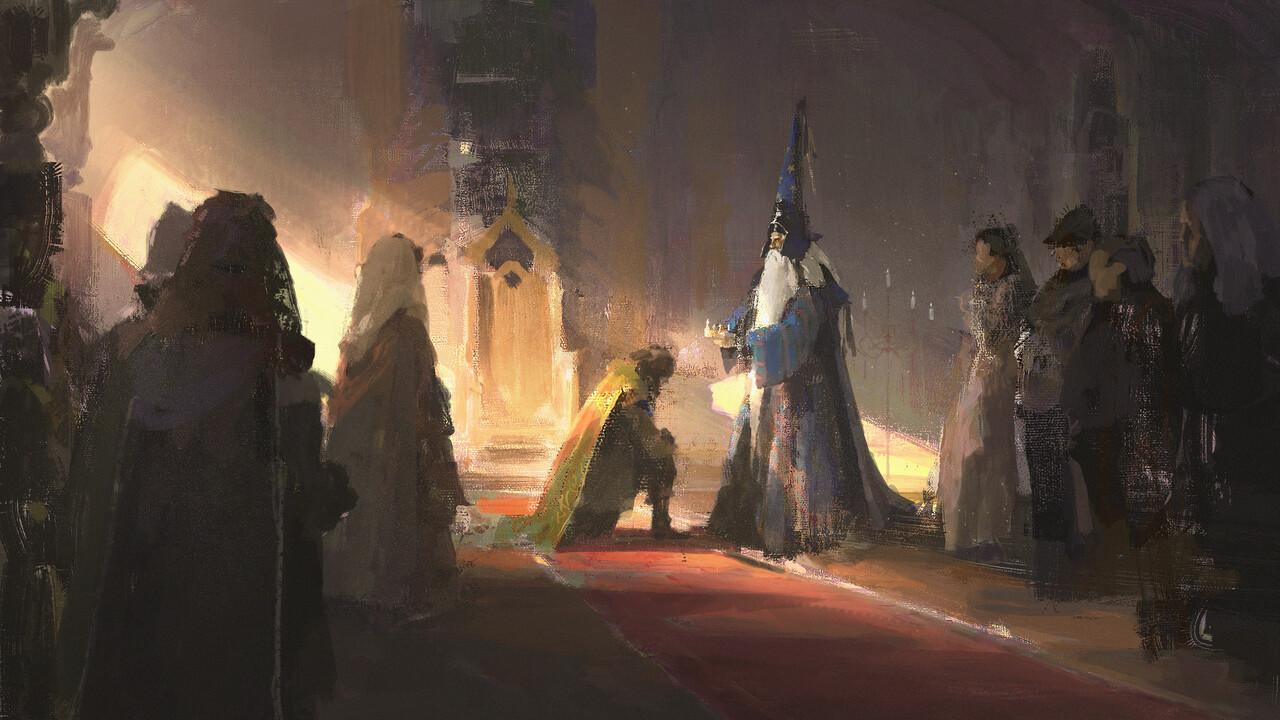 Honourable Mention, The Legend of King Arthur: Keyframe Design