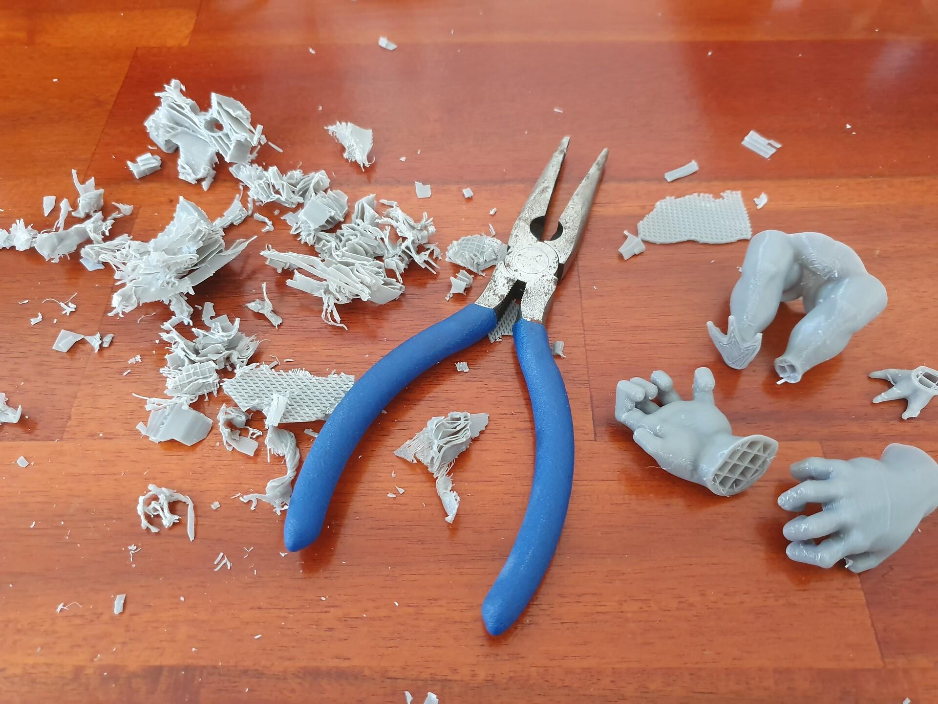 ArtStation - Joe Tolliday - 3D Printing Woes