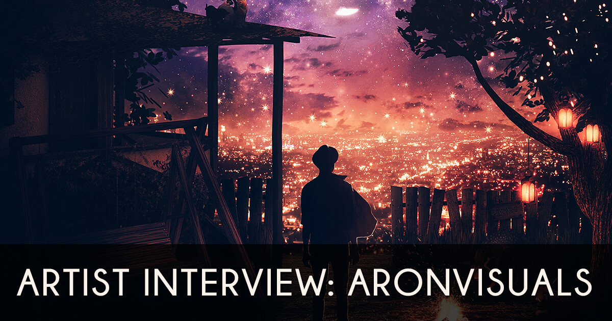 Interview aronvisuals nomx photo reference blog post cover