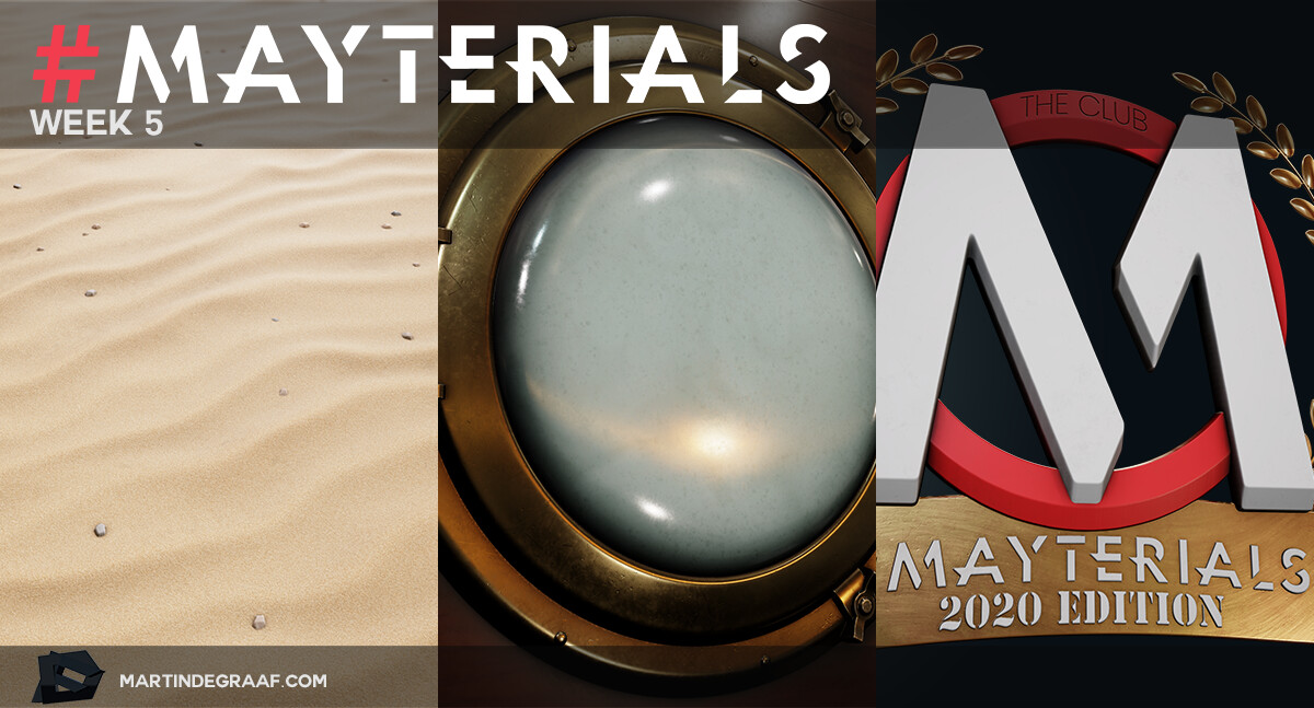 Mayterials week5 substance blog thumbnail martin de graaf 2020