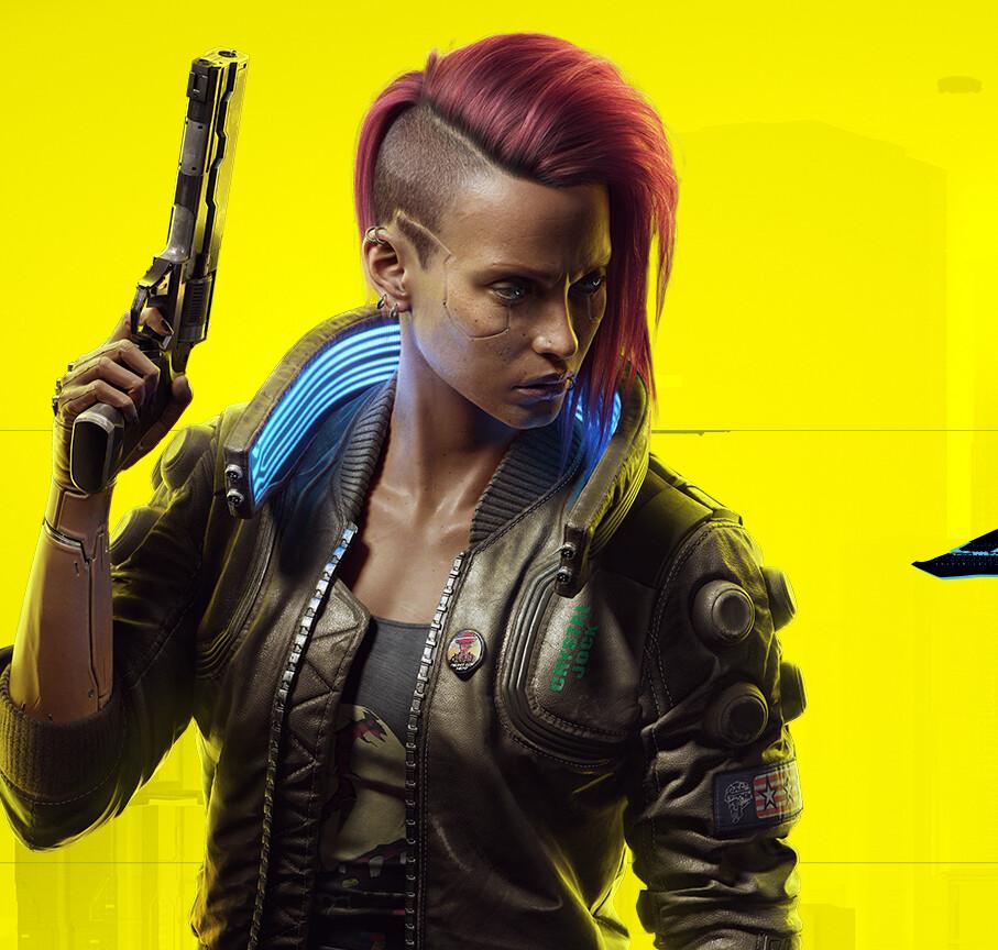 Cyberpunk 2077 promo art 01