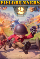 Fieldrunners 2 graphic cover