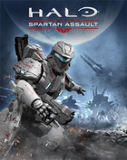 Halo spartan assault boxart