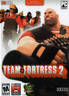 Team fortress 2 cover dvd
