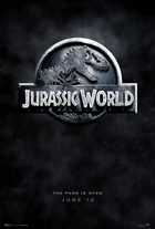Jurassic world poster official