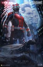 Ant man comic con poster