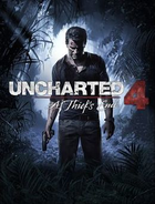 Uncharted 4 box artwork