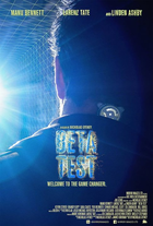 Beta test theatrical release poster