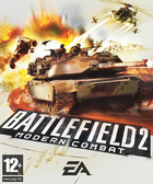 Battlefield 2   modern combat coverart