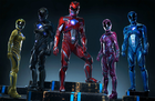 Power rangers 2017 movie costumes photo