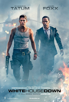 White house down poster 570x841