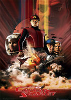 Captain scarlet l explosion