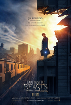 Fantastic beasts where find them movie poster