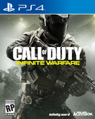 Call of duty infinite warfare new boxart