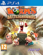 Worms battlegrounds ps4 cover