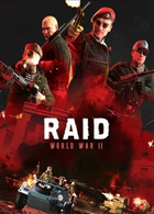 Raid world war ii cover