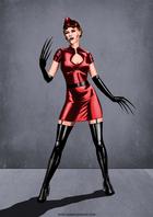 Evil nurse design