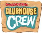 Clubhouse crew game logo