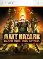 Matt hazard blood bath and beyond