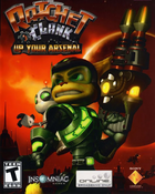 Ratchet and clank 3 up your arsenal