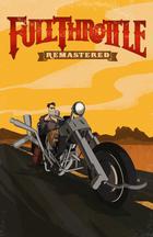 Full throttle remastered psx poster