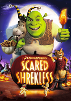 Scared shrekless poster