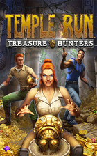 1 temple run treasure hunters