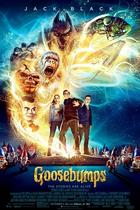 Goosebumps %28film%29 poster