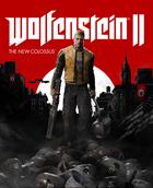 Wolfenstein 2 box art