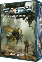 Faith a garden in hell box